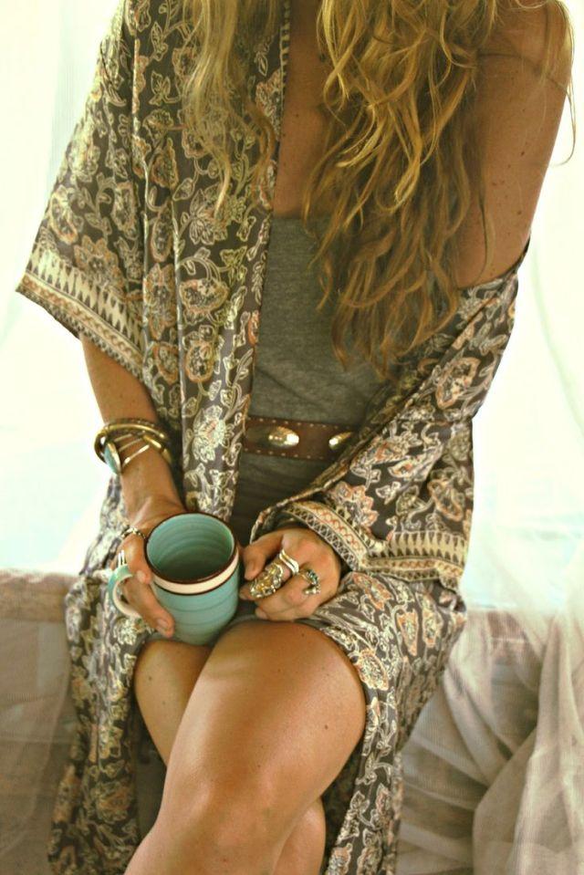 Quietud y café: ¿Complatibles? Por supuesto.