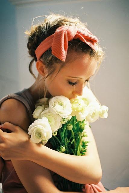 Siempre es buen momento para dedicarlo a las flores. Flores y relax. Forever. Más o menos.