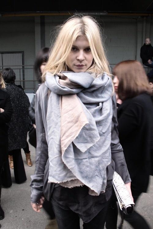 Clémence steet style