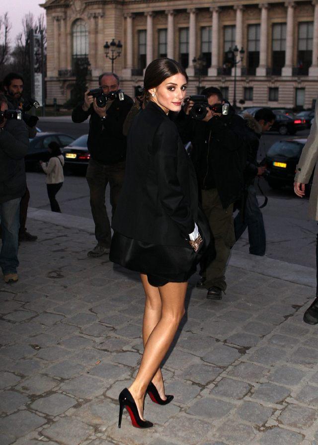 Olivia Palermo @ Rochas Fashion Show03